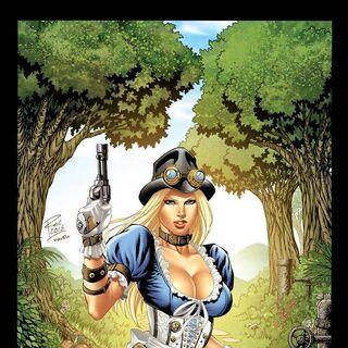 Alice (Steampunk)