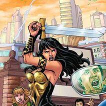 Xena 2 (Dynamite Entertainment)