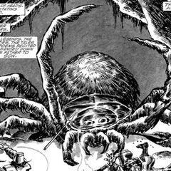 Kah-Tah-Dhen (Spider God)