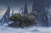 Shoggoth by eclectixx-d4rr7r9