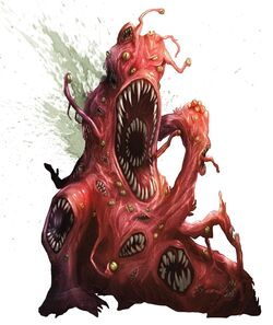 Aberration, Gibbering Mouther (Forgotten Realms)
