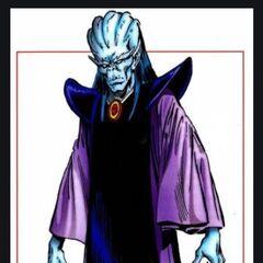 Ghaur (Deviant High Priest)