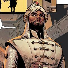 King Yezdigerd of Turan