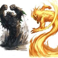 Elemental Races