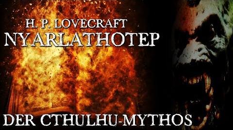 Nyarlathotep - H. P. Lovecraft (Grusel, Horror, Hörbuch) Cthulhu-Mythos DEUTSCH