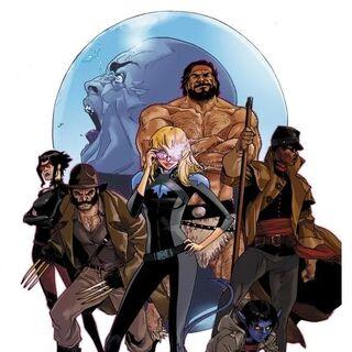 Cross-Dimensional X-Men