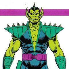 Paibok the Power Skrull