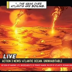 Boiling Seas (Mighty Avengers Vol 1 21)