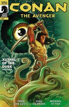 Xuthal of the Dust (Dark Horse Comics)