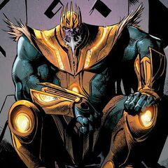 King Thanos (Earth-TRN666)