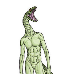 Serpent People
