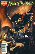 Army of Darkness, Ash vs The Classic Monsters