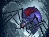 Spinnen von Leng
