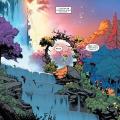 Krakoa the Living Island (Earth)