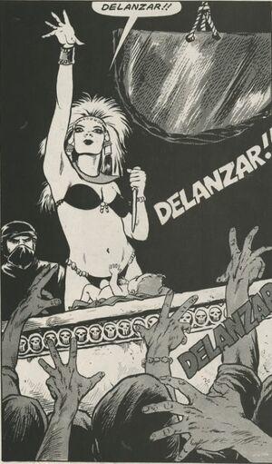 Brotherhood of Sahb Delanzar (Marvel Comics)