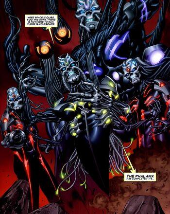 Phalanx (Marvel Comics)