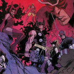 The Revengers (Cancerverse's Avengers)