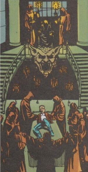 Cult of the Third Moon (Marvel Comics)