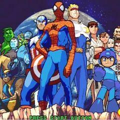 Marvel-Capcom Crossover Universe