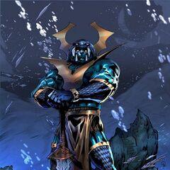 Attuma (Mutant Atlantean Warlord)
