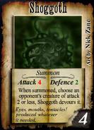 Shoggoth (The Necronomicon - Book of Dead Names)