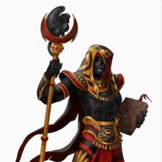 Nyarlathotep (the Black Pharaoh)
