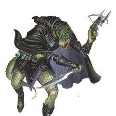 Serpent Men (Pathfinder)