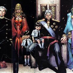 Magneto's World (House of M)