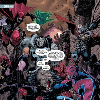Undead Avengers