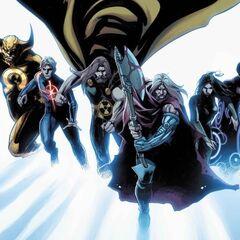 Multiversal Avengers