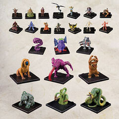 Monster Figures Wave Two