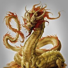 Imperial Dragon of Tian
