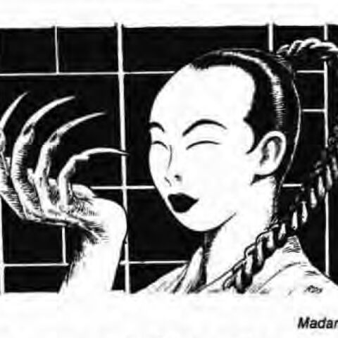 Madam Yi (Avatar of Yidhra)