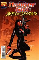 Danger Girl and the Army of Darkness, Part 6