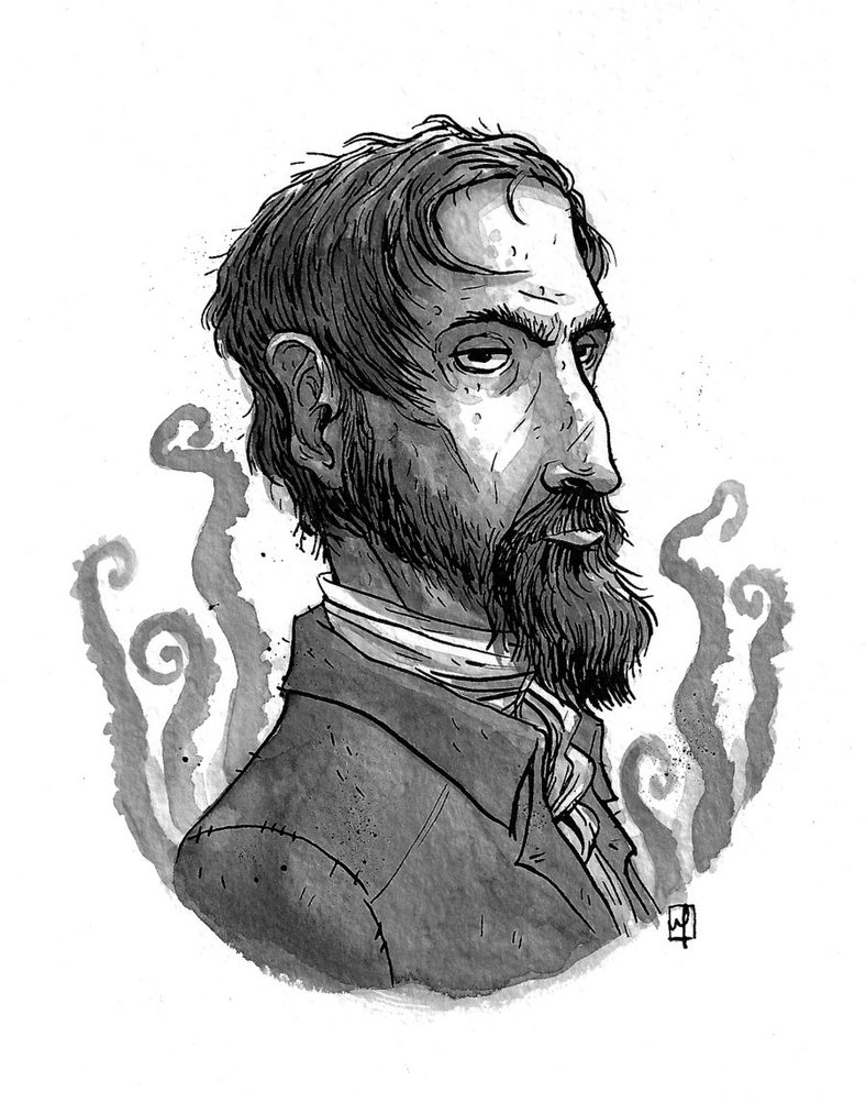 Wilbur Whateley   The H P  Lovecraft Wiki   FANDOM powered