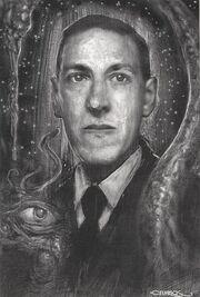 LovecraftArtPortrait