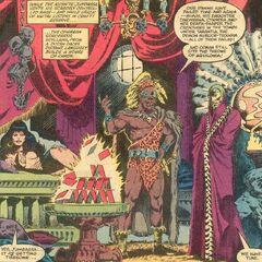 Cabal of Sorcerers (War vs Aquilonia)