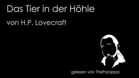 H.P. Lovecraft - Das Tier in der Höhle