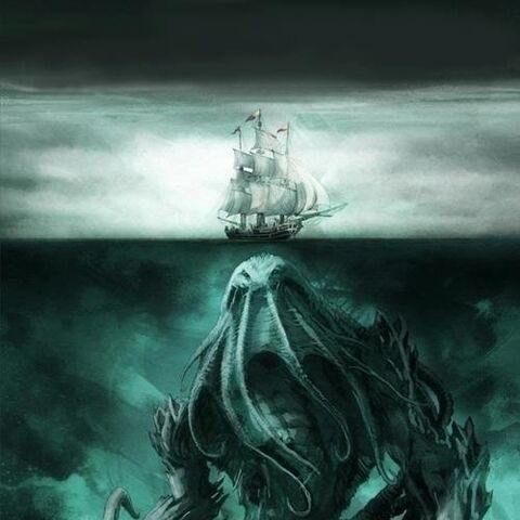 Cthulhu | The H.P. Lovecraft Wiki | FANDOM powered by Wikia