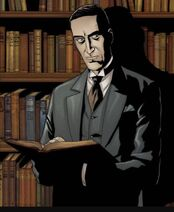 H.P. Lovecraft (fictional character)(Internet)