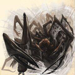 Mazmezz, a Demon Lord