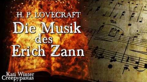 Die Musik des Erich Zann - H. P. Lovecraft (Grusel, Horror, Hörbuch) DEUTSCH