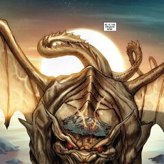 Madripoor the Dragon (Earth)