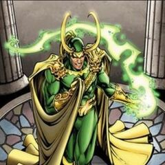Loki the Norse God of Mischief & Prince of Lies