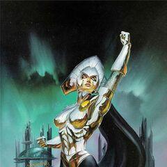 Shi'ar Majestrix Lilandra