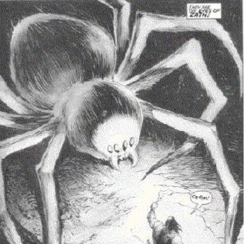 Zath the Spider God of Yezud