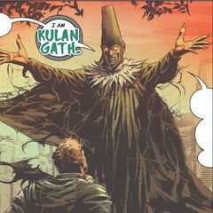 Kulan Gath (Stygian sorcerer, Hyborian Age)