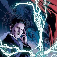 Nyralathotep, as Nikola Tesla (Akiléos)