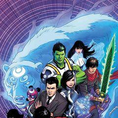 Agents of Atlas (team of Atlas Empire)