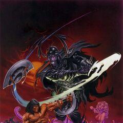 Wraarl, Devourer of Souls (demon)